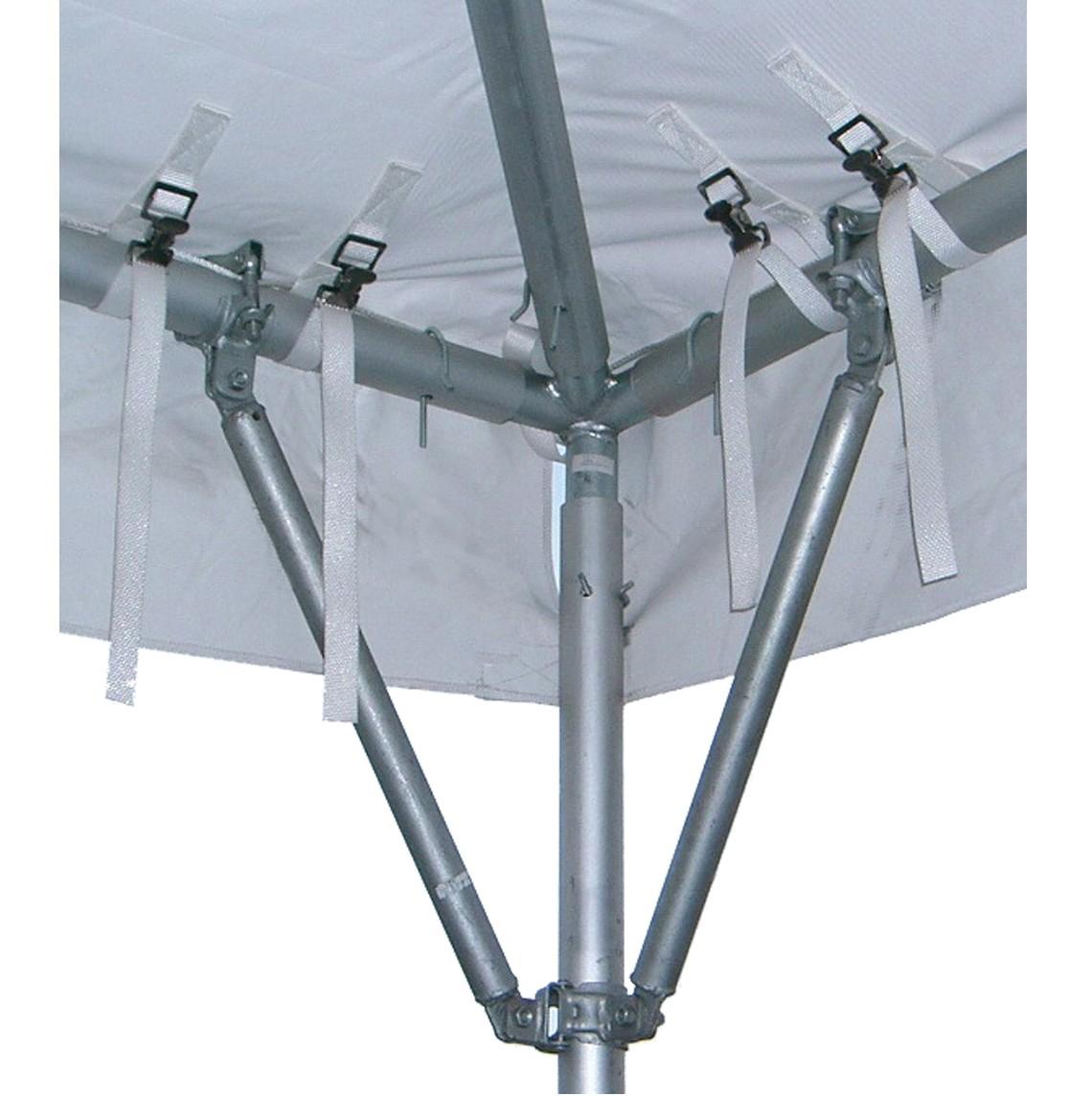 Corner Leg Brace 2 Quot Quick Clamp Central Tent