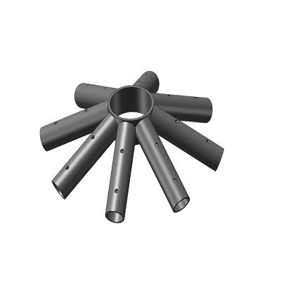 Octagon 8 Way Crown  sc 1 st  Central Tent & Octagon - Hexagon tent fittings